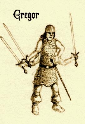 Gregor the Barbarian